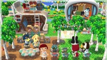 La segunda parte del retiro artístico de Candrés ya ha comenzado en Animal Crossing: Pocket Camp