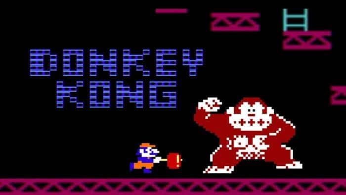 Arcade Archives Donkey Kong llegará mañana a Nintendo Switch