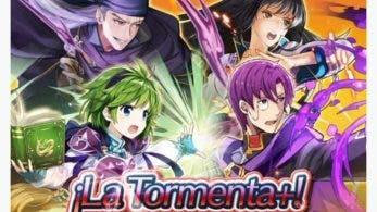 Novedades en Fire Emblem Heroes: La Tormenta +: Colmillos rivales y actualización en Encuentros: Dominios rivales