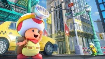 La versión para Nintendo 3DS de Captain Toad: Treasure Tracker muestra la misma imagen en ambas pantallas