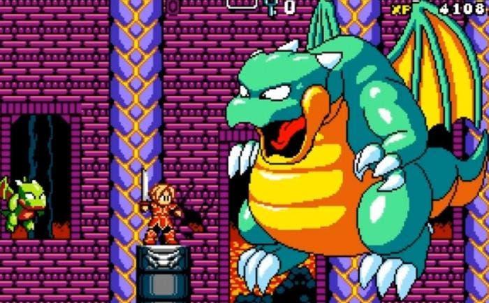 El juego de acción y aventuras de estilo retro Aggelos llegará a Nintendo Switch este año
