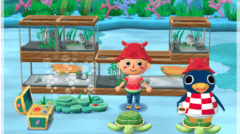 El tercer torneo de pesca arranca en Animal Crossing: Pocket Camp