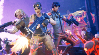 Epic Games no planea lanzar Fortnite: Save the World en Nintendo Switch