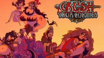 [Act.] Crush Your Enemies llegará a Nintendo Switch este verano
