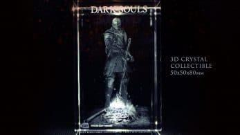 From Software sortea una figura de cristal de Dark Souls en Twitter