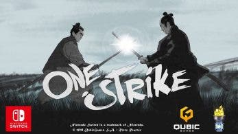 [Act.] One Strike confirma su estreno en Nintendo Switch para esta semana