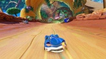 [Act.] Estos gameplays nos muestran cómo luce Team Sonic Racing en movimiento