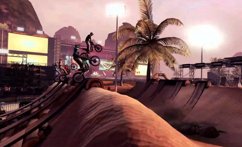 [Act.] Trials Rising contará con una Gold Edition en Nintendo Switch, gameplay