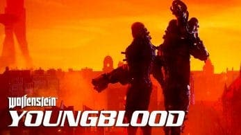 GameStop lista Wolfenstein: Youngblood para Nintendo Switch