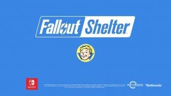 Así luce el tráiler de Fallout Shelter para Nintendo Switch