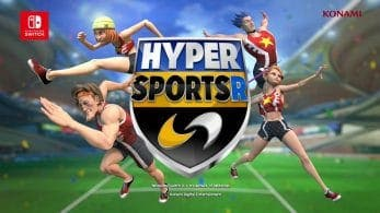 [Act.] Konami anuncia Hyper Sports R para Nintendo Switch