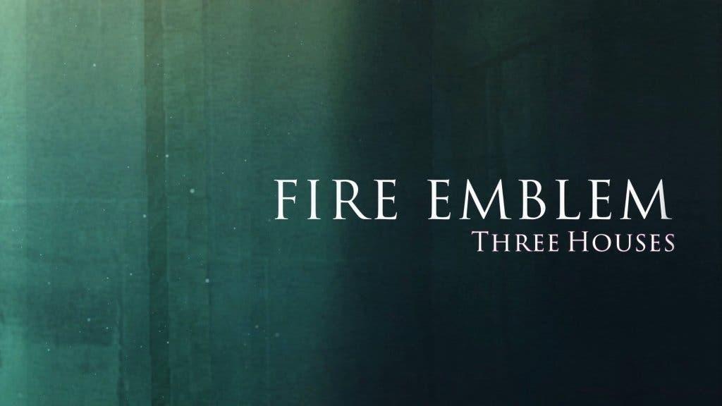 Una minorista de Reino Unido lista Fire Emblem: Three Houses para el 29 de septiembre