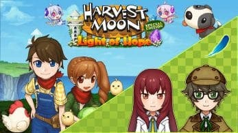 Harvest Moon: Light of Hope Special Edition recibe un nuevo DLC