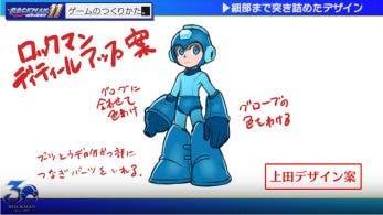 Capcom comparte detalles sobre el diseño de Mega Man en Mega Man 11