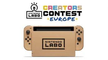 Anunciado un nuevo Nintendo Labo Creators Contest, ofrece un nuevo diseño de Nintendo Switch