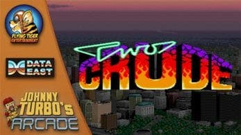 Two Crude Dudes de Data East estará disponible el 5 de julio en Nintendo Switch