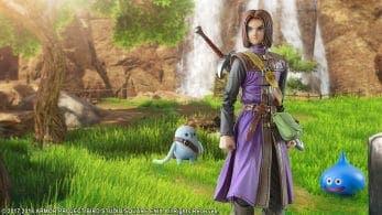 Ya está disponible para reservar la figura de acción Bring Arts del Héroe de Dragon Quest XI