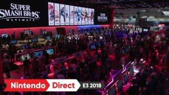 [Act.] Vídeo-recopilatorios de las jornadas en el E3 2018 de Nintendo