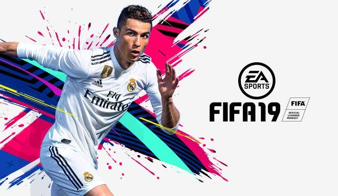FIFA 19 tendrá que cambiar su portada tras el fichaje de Cristiano Ronaldo por la Juventus