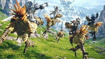 "Square Enix está ""negociando"" para llevar Final Fantasy XIV a Nintendo Switch"