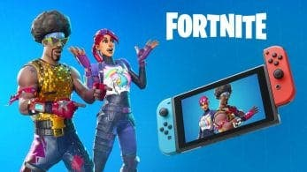 Aparece una misteriosa cuenta atrás en la versión de Fortnite para Nintendo Switch