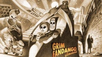 Grim Fandango Remastered llegará a Nintendo Switch