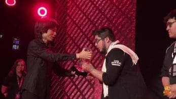 ZeRo es el ganador de Super Smash Bros. Invitational 2018