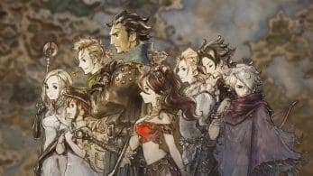 Square Enix anuncia el álbum Octopath Traveler Arrangements – Break & Boost –