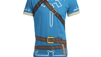 ThinkGeek pone a la venta un pijama de Breath of the Wild