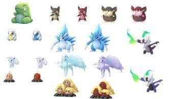 Dataminers nos muestran los contenidos incluidos en la última versión de Pokémon GO