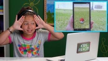Vídeo: Niños reaccionan al tráiler de Pokémon: Let's Go, Pikachu! / Eevee!