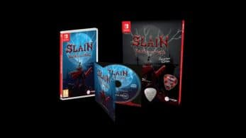 Slain: Back From Hell Signature Edition se lanzará en julio, reserva ya disponible
