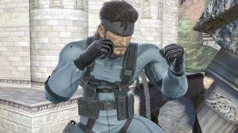 David Hayter interpretará a Snake en Super Smash Bros. Ultimate