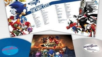 "Wayô Records anuncia ""Sonic Forces Original Soundtrack – The Vinyl Cutz"" para el 29 de junio"