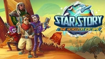 [Act.] Star Story: The Horizon Escape se lanzará en la eShop de Switch la semana que viene