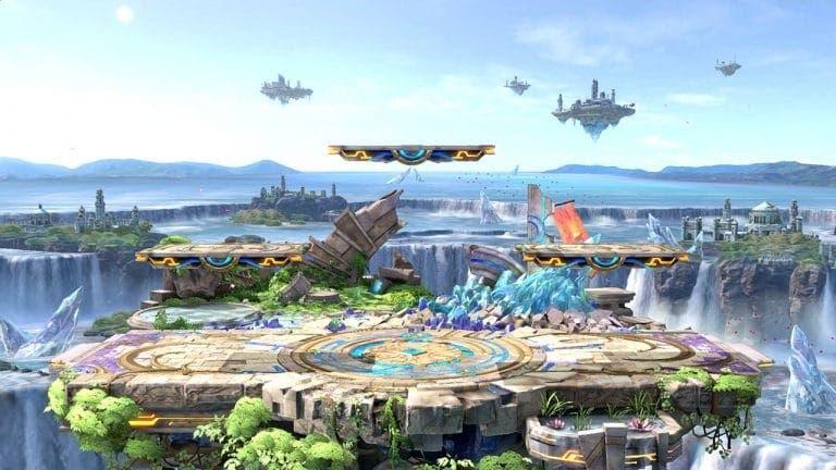 Echa un vistazo a los 103 escenarios de Super Smash Bros. Ultimate reunidos en un solo vídeo