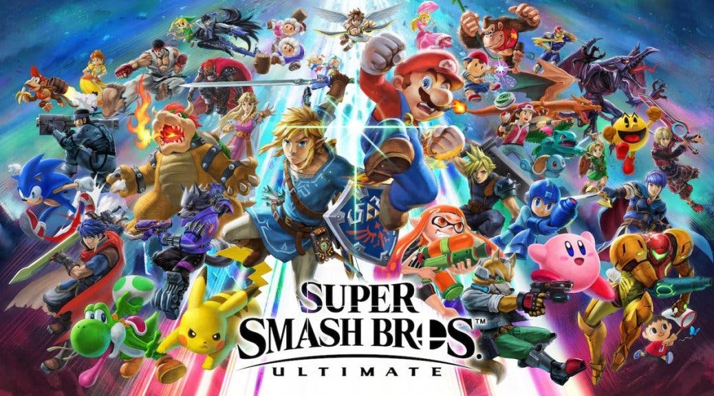 [Act.] Confirmados más escenarios para Super Smash Bros. Ultimate: Van 83 en total