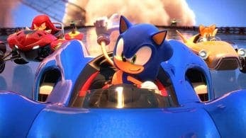 Nuevo gameplay de Team Sonic Racing para Nintendo Switch (TGS 2018)