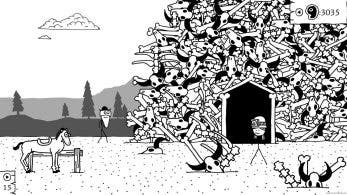 El productor de West of Loathing compara las ventas físicas en Switch con la versión para PC
