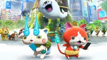 Yo-kai Watch World ya supera el millón de descargas