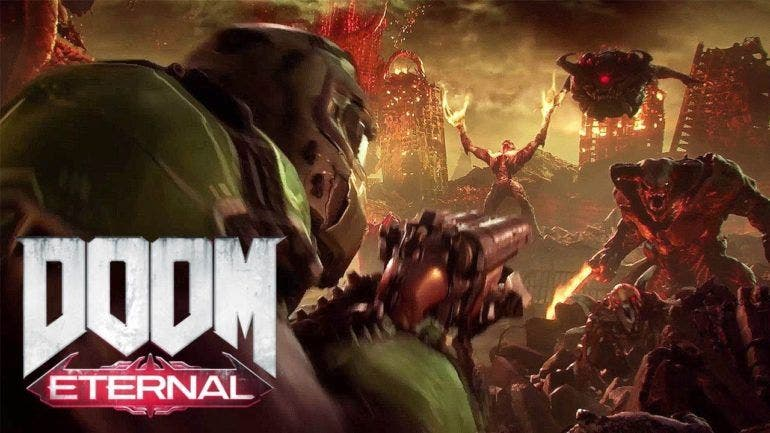 El sitio oficial del E3 lista Doom Eternal para Nintendo Switch