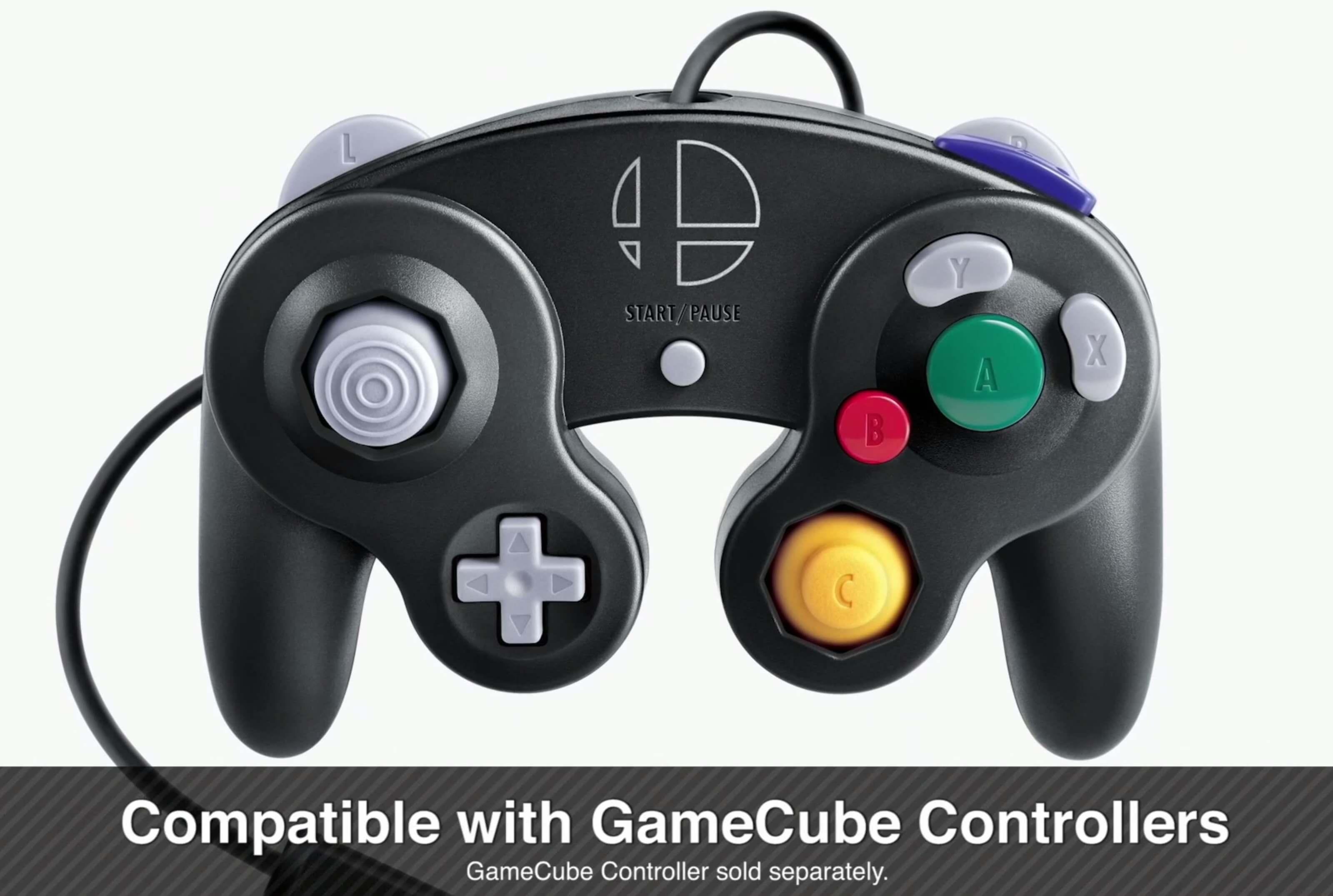 Nintendo lanzará un nuevo adaptador de GameCube por 20$
