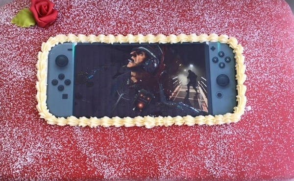 MachineGames celebra con estas tartas el lanzamiento de Wolfenstein II: The New Colossus para Switch