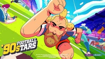 Anunciado '90s Football Stars para Nintendo Switch