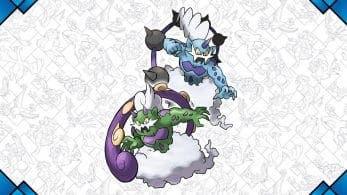 [Act.] Detallada la distribución de Tornadus y Thundurus para Pokémon Sol, Luna, Ultrasol y Ultraluna en Europa y América