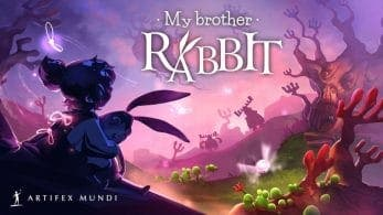 My Brother Rabbit llega este otoño a Nintendo Switch