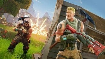 Epic Games deshabilita la captura de vídeo en Fortnite para Switch para mejorar el rendimiento
