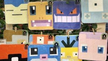 Re-Ment anuncia esta genial colección de mini toallas inspiradas en Pokémon Quest