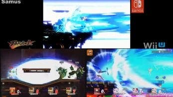 Comparativa en vídeo de Smashes Finales: Super Smash Bros. Brawl vs. Wii U vs. Ultimate