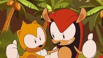 Ya disponible el cuarto episodio de Sonic Mania Adventures